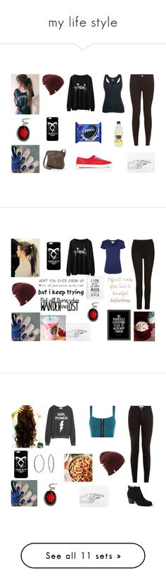 """my life style"" by fallen-326 on Polyvore featuring New Look, Rosetti, Couture by Lolita, Keds, men's fashion, menswear, art, Bling Jewelry, Lands' End and Dream Scene"