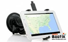 """7 Inch GPS Android Tablet PC """"Navitab"""" - 3G, Dual Core CPU, Free Car Kit Mount #3Gtablet #androidtablet #GPStablet"""
