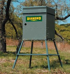 Varmint Proof & Battery Free deer feeder