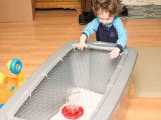 DIY Chicken Brooder - Toddler Proof | Life In Beta