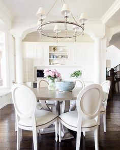 Search for farmhouse table designs and dining room tables now. this dining room decor dining room ideas dining room dining room table dining room table centerpiece ideas dining rooms dining room design is the perfect addition to any dining table space. Farmhouse Dining Room Table, Round Dining Table, Dining Room Furniture, Dining Chairs, Room Chairs, Bag Chairs, Dining Sets, Small Dining, Space Furniture