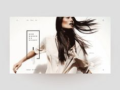Campaign page fashion ux ui animatio muzli debut ae minimal smooth ecom App Ui Design, Branding Design, Magazine Layout Design, Web Banner Design, Ui Web, Interactive Design, Web Design Inspiration, Motion Design, Editorial Design