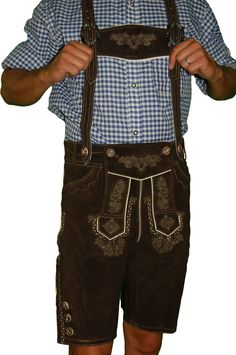 Amazon.com: Authentic Lederhosen German Lederhosen Outfit Bavarian Clothing, BERGKRISTALL: Clothing