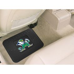Notre Dame Fighting Irish NCAA Utility Mat 14x17