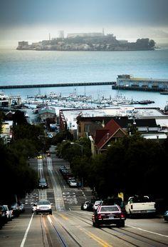 Alcatraz-SF bay TRAVELINGCOLORS: Photo