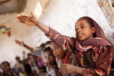 Glimmer uses an innovative approach to lifting women and children out of poverty in rural Ethiopia. Inspiring!
