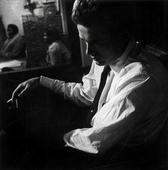 "James Dean in ""Rebel without a cause"", 1955. Bob Willoughby photography."