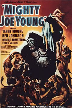 The 1949 Ray Harryhausen film that gave him his break and earned Him and Willis O'Brien the FIRST EVER Oscar for Special Effects at the 1950 Academy Awards ! WOO HOO !