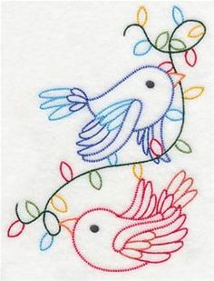 Machine Embroidery Designs at Embroidery Library! Hand Embroidery Videos, Embroidery Stitches Tutorial, Embroidery Works, Flower Embroidery Designs, Creative Embroidery, Hand Embroidery Patterns, Embroidery Applique, Machine Embroidery, Machine Applique