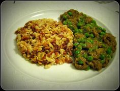 Thermomix Tarif Defterim: Curried Beef Stew with Green Peas
