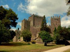 Castelo de Guimarães (Minho)