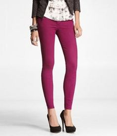inexpensive colored jeans only $55.93