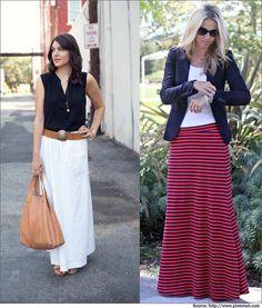 Cute-Maxi-Skirt-Styles