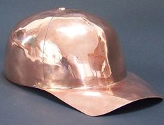 Copper hat.