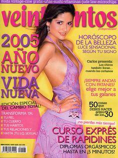 Fotografiado por Enrique Covarrubias para la revista Veintitantos, México, Enero  2005
