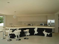 Gentil Cow Kitchen Island Loma Bonita, Dominican Republic Cow Kitchen, Country  Kitchen, Cow Spots