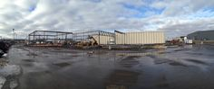 New Audi Building is on it's way up at Valley Imports! For more information and pictures check out our facebook page at: https://www.facebook.com/valleyimports?ref=hl valleyimports.com