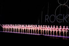 At 85, the troupe still reprises bits of earlier shows (a candy-cane motif on these costumes) and its trademark choreography.