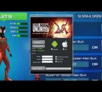 This website will provide you with the best working spiderman unlimited cheats for both iOS and android.