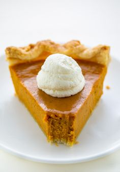 ilovedessert:  Brown Butter Pumpkin Pie