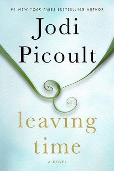 Bestselling author Jodi Picoult brings mystery into the mix with her new book, Leaving Time, which combines a daughter's narrative with her mother's journal entires. As Jenna seeks out her mom a decade after her disappearance, she's forced to face her past.