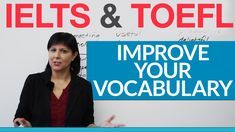 #IELTS & #TOEFL - The easy way to improve your #vocabulary for English exams - Score the highest possible on the TOEFL - http://www.businessenglishace.com/toefl