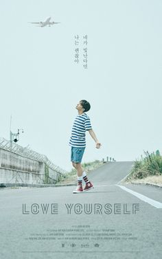 """If you can shine, I'm okay."" #LOVE_YOURSELF @BTS_twt #JHOPE"