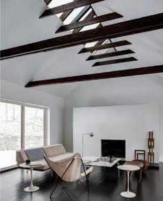 122 meilleures images du tableau poutres apparentes inspirations mm2 home decor attic house. Black Bedroom Furniture Sets. Home Design Ideas