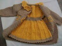 Tina'nın el sanatları: çocuklar elbiseler