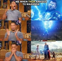 trendy funny marvel quotes the avengers thor Marvel Dc Comics, Marvel Avengers, Avengers Humor, Marvel Jokes, Funny Marvel Memes, Dc Memes, Marvel Heroes, Thor Meme, Images Kawaii
