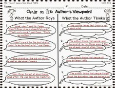 43 Best Author S Viewpoint Images School Reading Readers Workshop