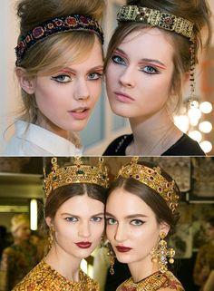 Dolce & Gabbana inspired by Byzantine history