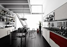 Meccanica 3 by Demode | Complete kitchens
