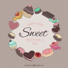Hand Drawn Variety Of Sweets Logo Bonbons, Logo Doce, Cute Bakery, Wedding Invitation Fonts, Candy Logo, Cake Logo Design, Donia, Bakery Logo, Cake Shop