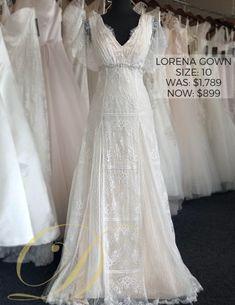 a251a946903 Designer bridal gowns up to 70% off! Pueblo ColoradoGorgeous Wedding DressBudget  WeddingOutletsFlareBridal GownsVintage ...