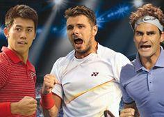 Gewinne im aktuellen Manor Wettbewerb gratis 36 Tickets für die Swiss Indoors vom 26. Oktober bis zum 1. November 2015 in Basel!  Teste dein Glück und erlebe Stars wie Roger Federer, Stan Wawrinka und Rafael Nadal live.  Mach hier mit: http://www.gratis-schweiz.ch/tickets-fur-die-swiss-indoors-gewinnen/