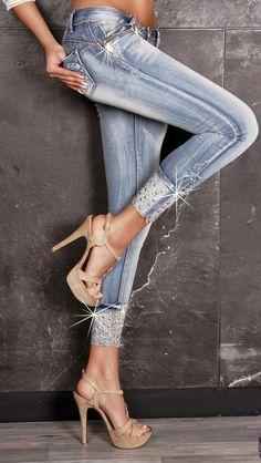 Comparte y gana un descuento Jeans Miss Push up