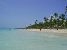 Beautiful beaches in Punta Cana  www.tropicaltravel.net