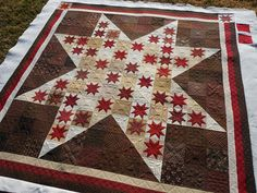 Civil War Quilts: Patchwork as Quilting Designs