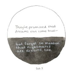 about dreams