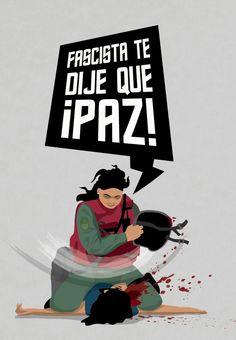 Twitter / videoguerrillas: La #ConferenciaDePaz de la ...