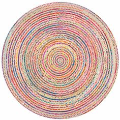 Samira Hand-Braided Area Rug