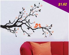 Checkout this new stunning item flower wall sticker tree birds wall stickers china - $1.62 http://mygardenland.com/products/flower-wall-sticker-tree-birds-wall-stickers-china/