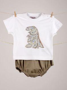 #conjunto #bebé #dinosaurio