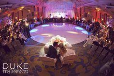 Wedding Reception l Beverly Wilshire l Duke Photography