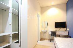 Blok S Suite's room furnitures.