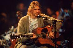 Listen: Go Back In Time To Kurt Cobain's 1980s Music Collection With A Bizarre Mixtape - NME #LallaGatta via @LallaGatta