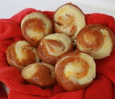 MyFridgeFood - Pumpkin Cheesecake Muffins