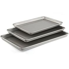 Emeril Lagasse 62671 Aluminized Steel Nonstick 3Piece Cookie Sheet -- Continue to the product at the image link.