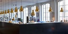 See our many inspiration pictures from both hotels, office environments, public spaces and private homes. Ceiling Lights, Home Decor, Office Environment, Pendant Light, Inspiration, Light, Lightyears